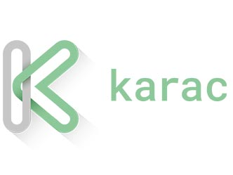 logo agence communication digitale - karac